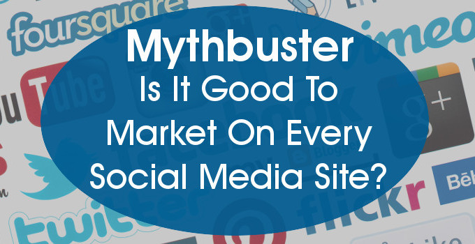 mythbuster mass social media marketing