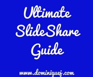 Slideshare Guide
