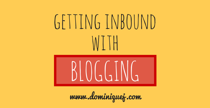 inbound blogging