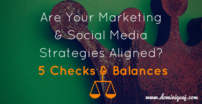 Marketing Social Media Strategies