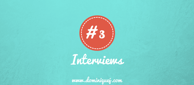 Types of Blog Posts - Interviews