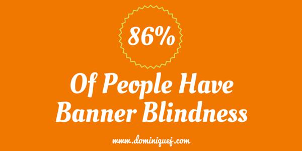 banner ad blindness