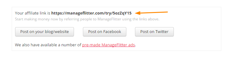 how to cloak affiliate links in WordPress step 2
