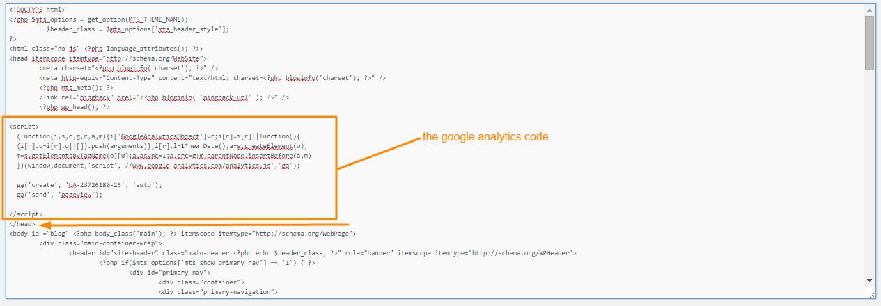 how to add google analytics to wordpress 3