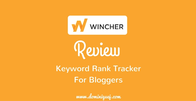 wincher rank tracker review