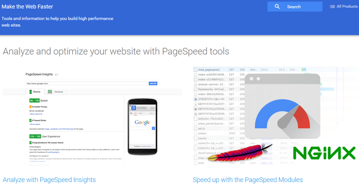 Google Page Speed Resources