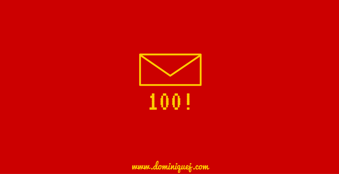 100 Email Subscribers