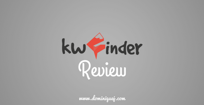 KWFinder Review | Keyword Research Tool (Find Long Tail